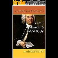 Suite I Violoncello BWV 1007: Arreglo para Guitarra