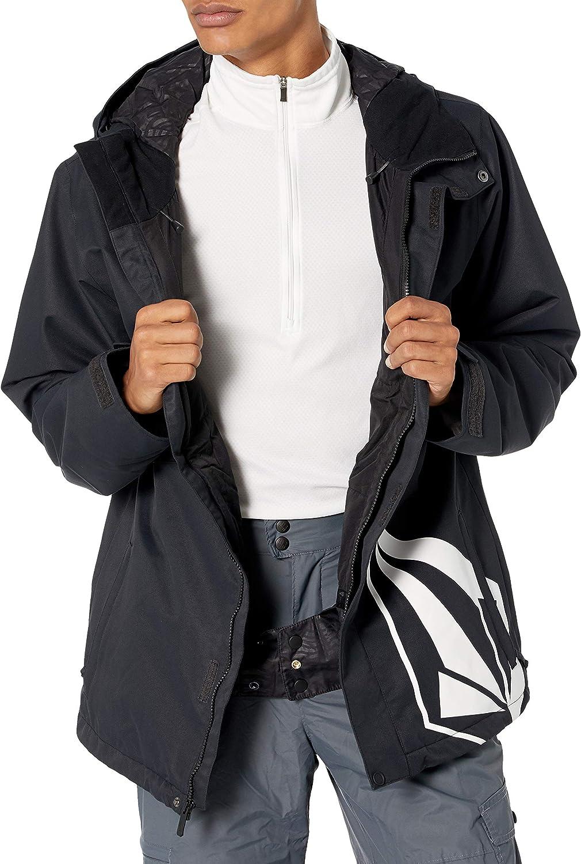 Volcom 17Forty Ins Men/'s Jacket Black