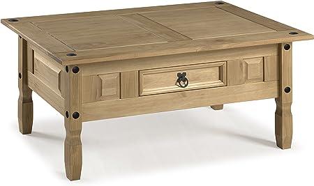 Mercers Furniture Corona Coffee Table Light Fiesta Wax Amazon Co