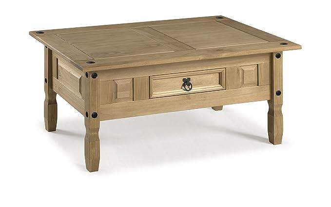 Mercers Furniture Corona Coffee Table Light Fiesta Wax Amazon Co Uk