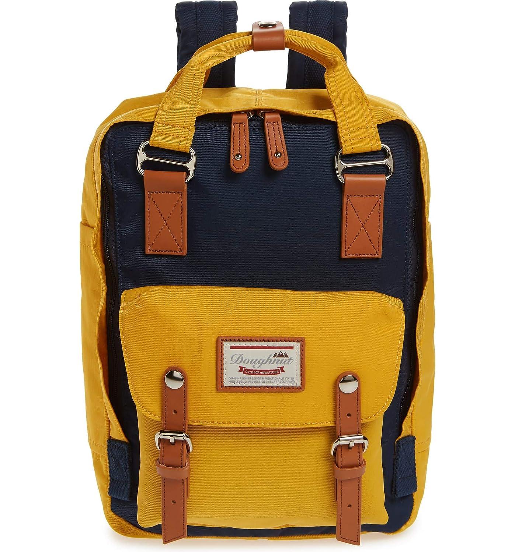 [ドーナッツ] レディース バックパックリュックサック Doughnut Macaroon Colorblock Backpack [並行輸入品] B07FP4WHY7  One-Size