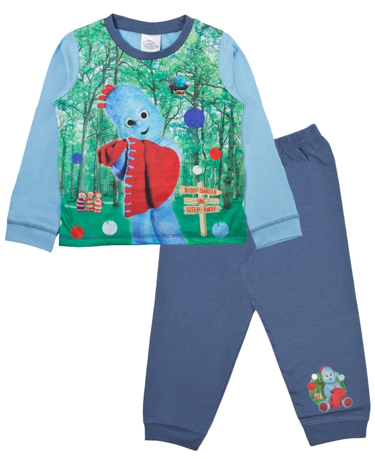 In the Night Garden Girls Upsy Daisy Snuggle Fit Pyjamas Ages 12 Months to Years