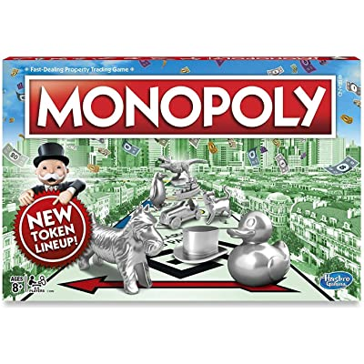 Monopoly Classic Game: Toys & Games