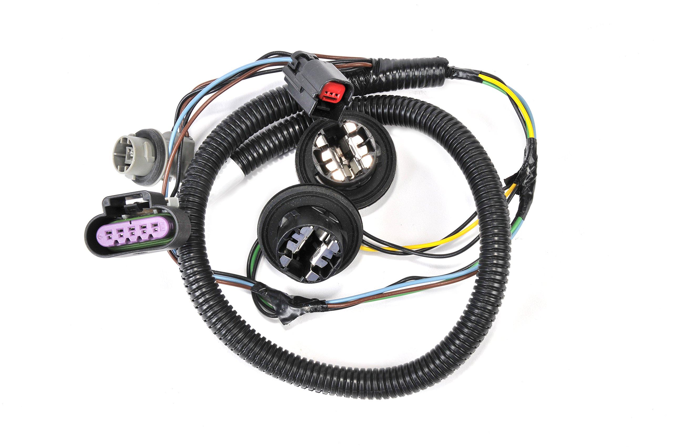 ACDelco 15895247 GM Original Equipment Tail Light Wiring Harness