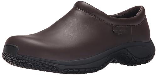 Merrell Men's Encore Moc Pro Grip Slip-Resistant Work Shoe