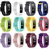 Bolesi Compatible Silicone Bands for Fitbit ace 2,Water Resistant Fitness Watch Strap for Fitbit ace 2 Bands for Kids…