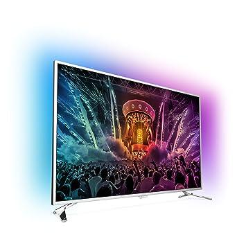 Philips 65pus652112 164cm 65 Zoll Fernseher 3 Seitiges Ambilight