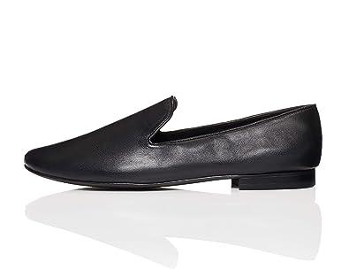 Marca Amazon - find. Zapatos Tipo Zueco Suave Mujer