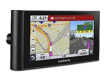 Garmin DezlCamLMT-D EU - Navegador GPS con mapas de por Vida y tráfico Digital