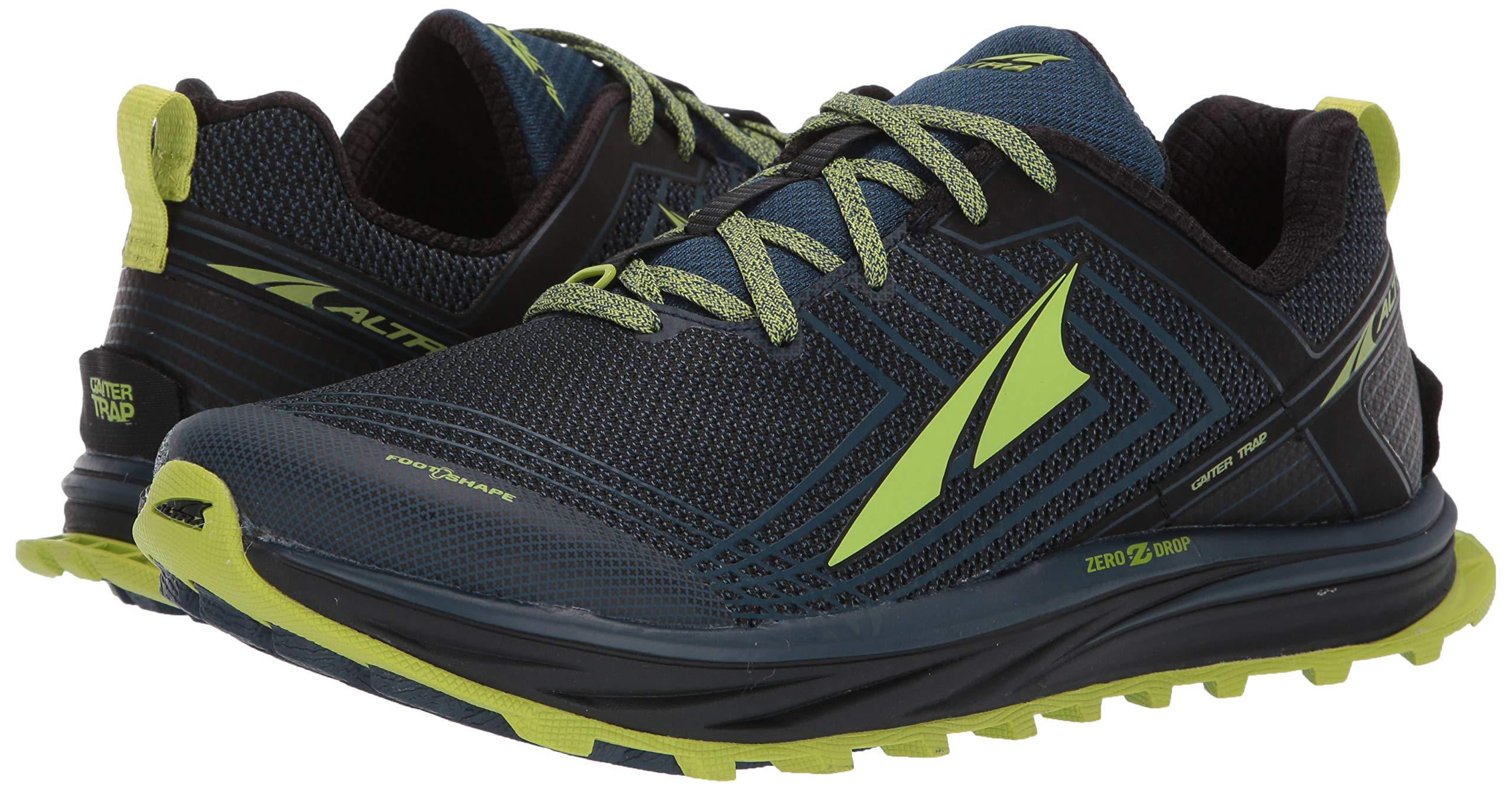 Altra Footwear Men's TIMP 1.5 Blue/Lime 7 D US by Altra (Image #6)