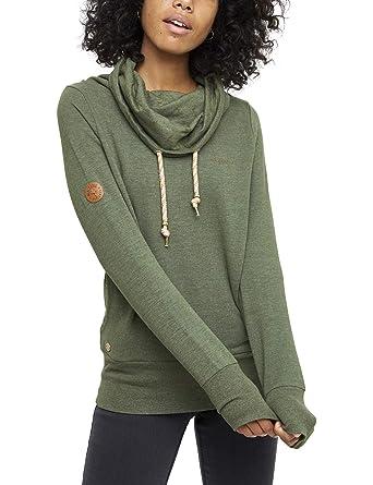 mazine Damen Rollkragen Sweater 'Menzies Turtle Neck' Urban