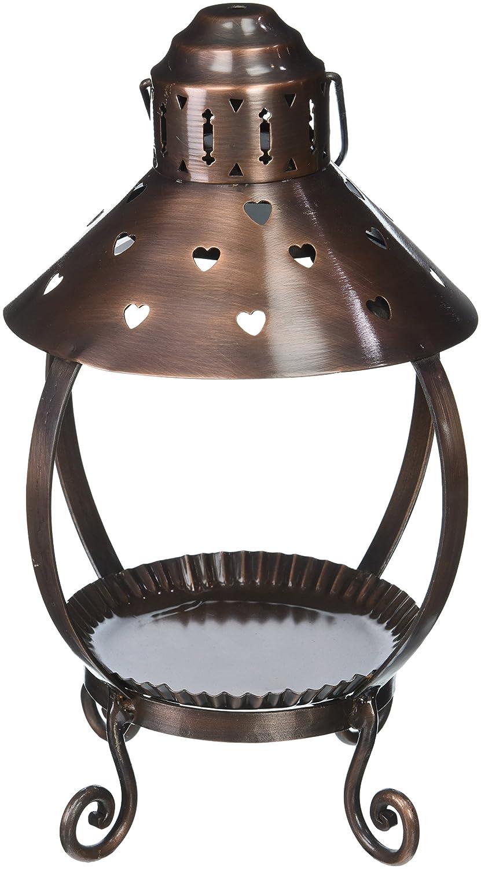 A Cheerful Giver Black Heart Lantern