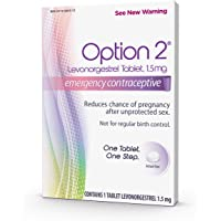Levonorgestrel Tablet, 1.5 mg, Emergency Contraceptive