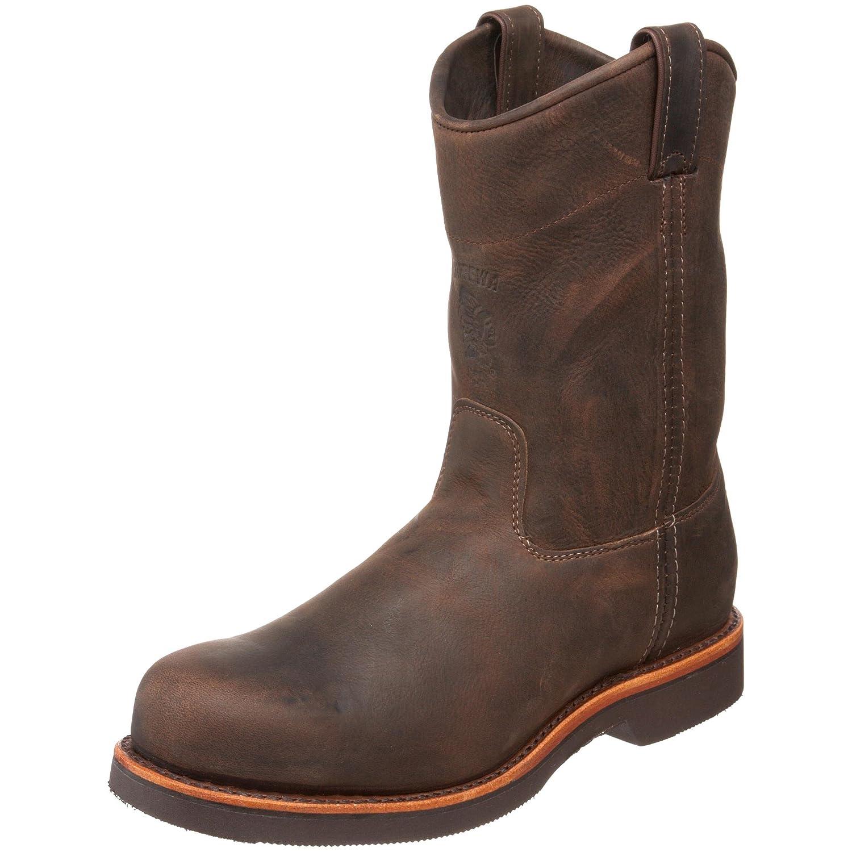 "Chippewa Men's 10"" Steel Toe EH 20076 Pull On Boot"