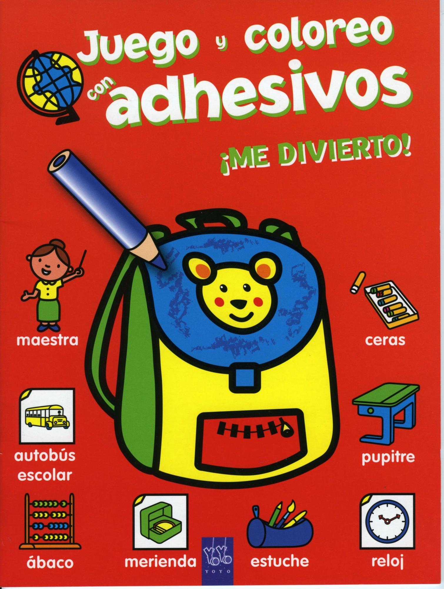 ¡Me divierto! (Spanish) Paperback