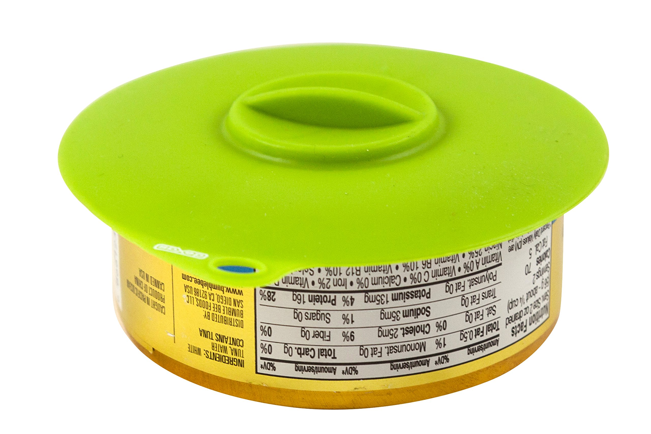 Dexas Popware for Pets 4 Inch (10 cm) Flexible Suction Lid, 2-Pack