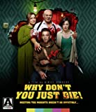 Why Don't You Just Die! [Blu-ray]