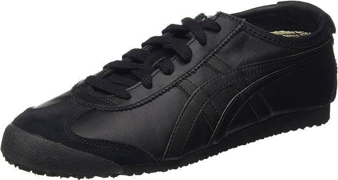 Asics Mexico 66 Sneakers Herren ganz Schwarz