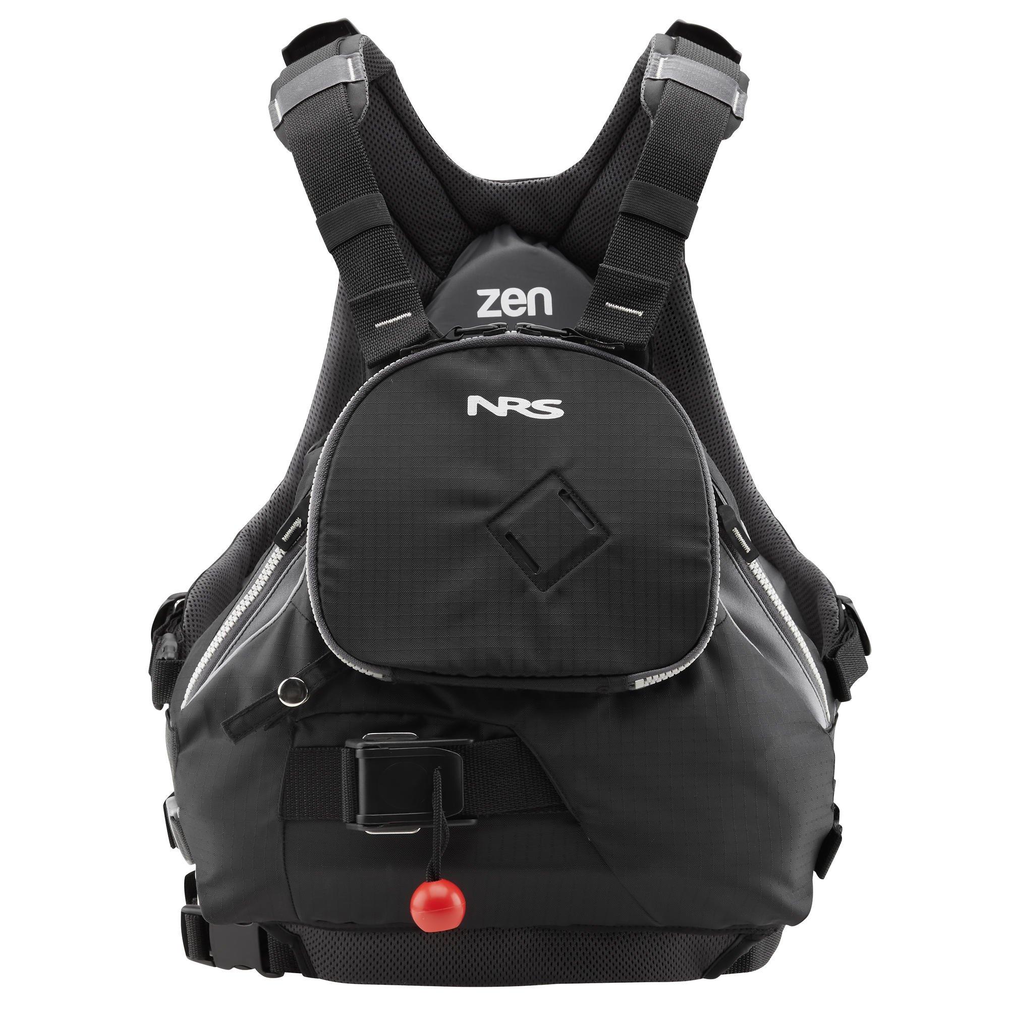NRS Zen Lifejacket (PFD)-Black-L/XL by NRS