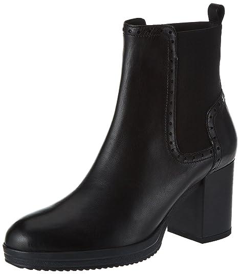272cfa46c28 Geox D Remigia F, Botines para Mujer: Amazon.es: Zapatos y complementos