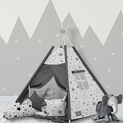 tipi-teepee-elfique-double-padded-cover