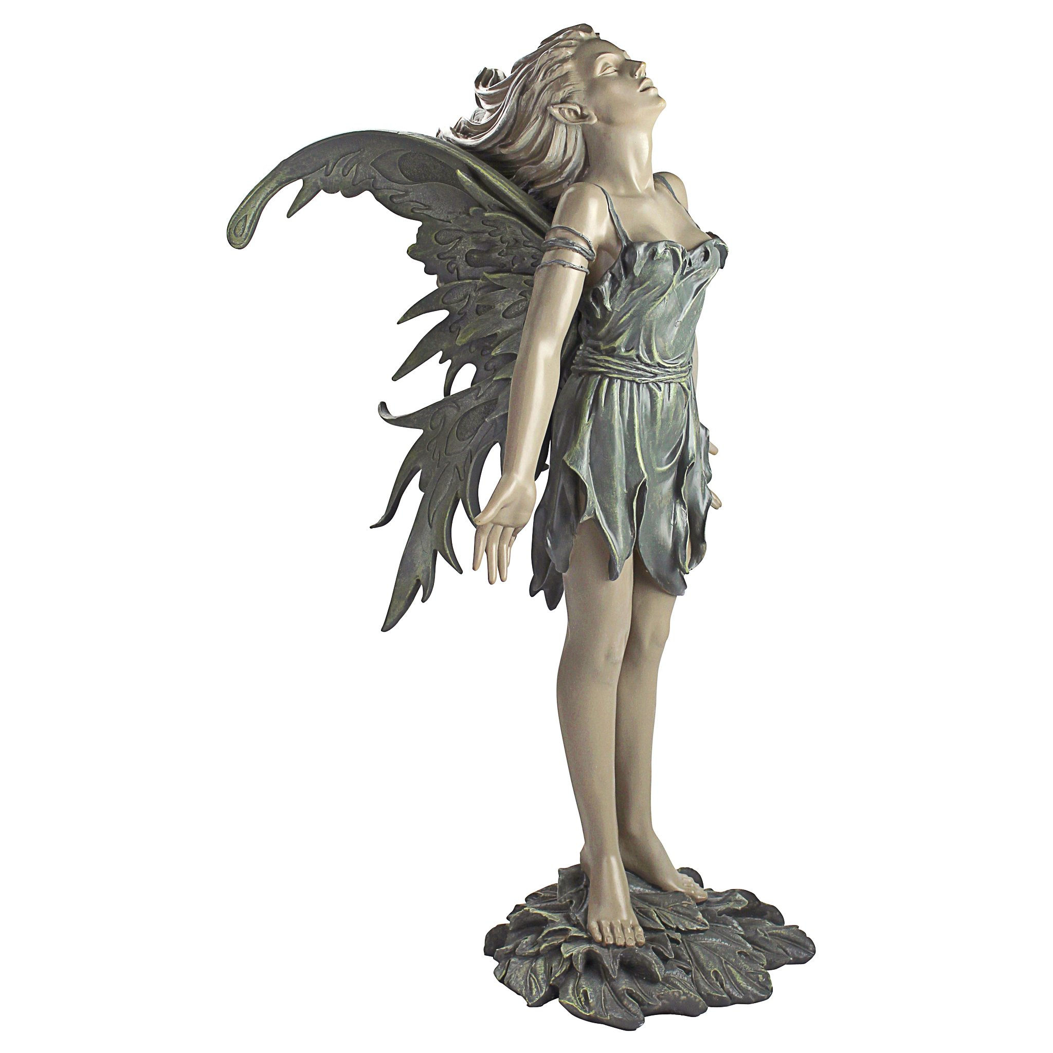 Design Toscano Spirit of the Wind Fairy Statue