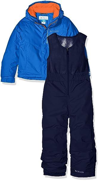 Columbia Buga Tuta da Sci per Ragazzi Abbigliamento
