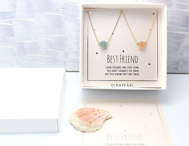 Amazon.com: Best friend necklace, BFF Necklace, friendship ...