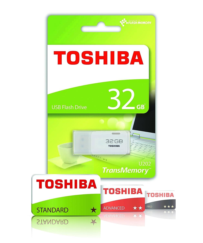 Memoria USB 2.0 de 32 GB Toshiba Hayabusa por solo 8,9€