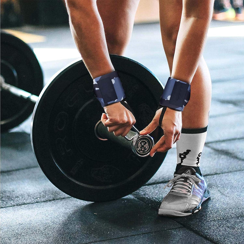 Bande de Soutien pour Les Poignets Lors des Exercices d/'Halt/érophilie Gymnastique Musculation Powerlifting/… Lincivius Protege Poignets Crossfit et Musculation