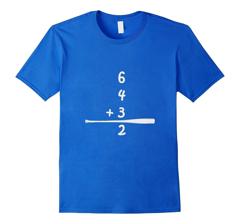 5ca070fa Classic Baseball: 6-4-3-2 Double Play Shirt-CL – Colamaga
