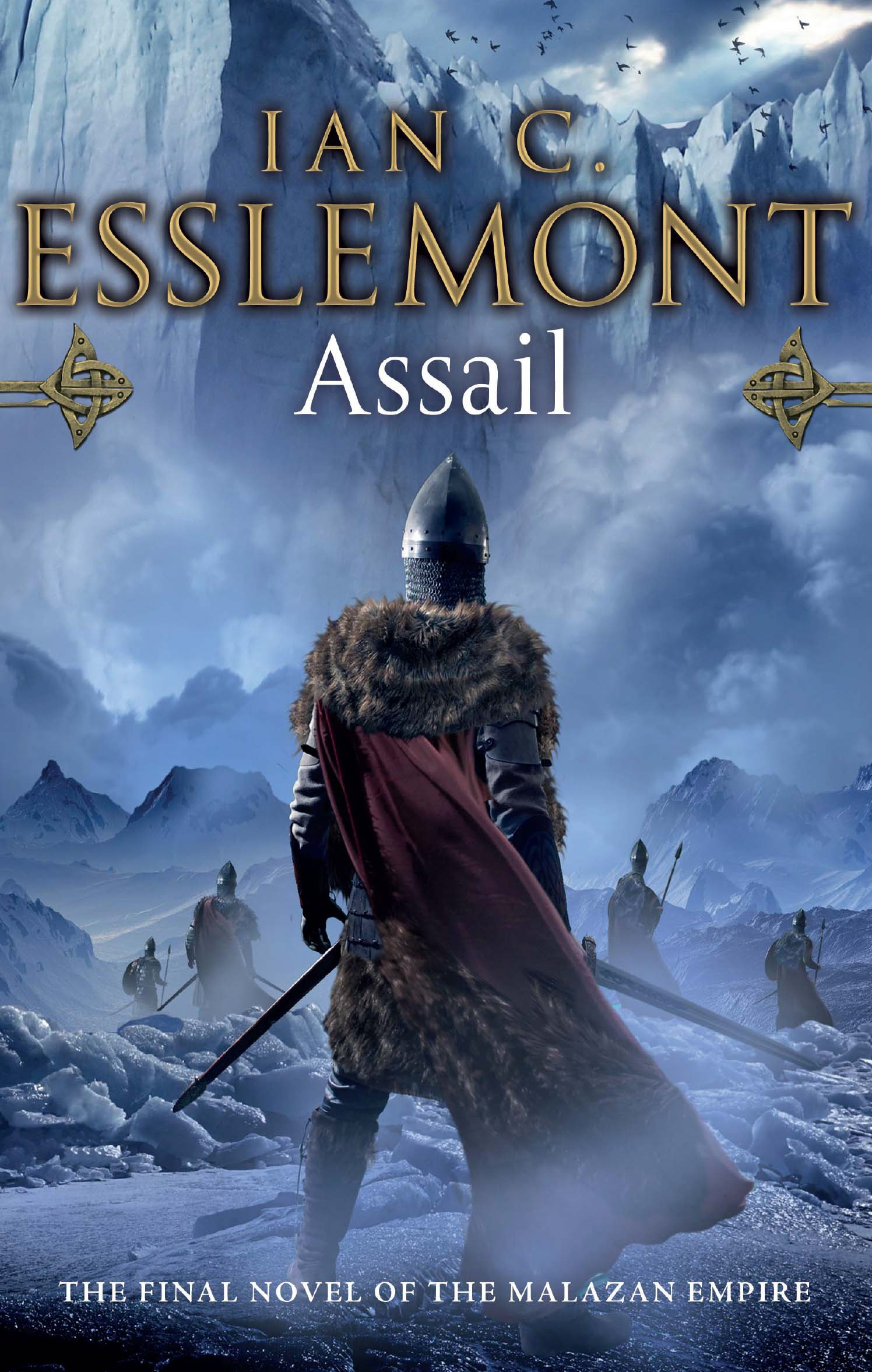 Read Online Assail (Malazan Empire) pdf epub