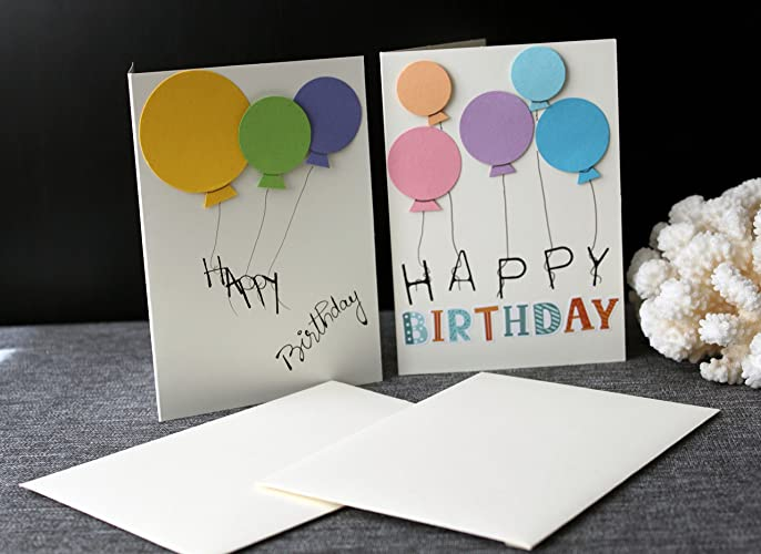 Amazon Customized Gift Handmade Happy Birthday Cards 2