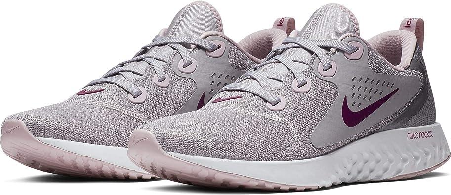 nike legend react zapatillas de running - mujer