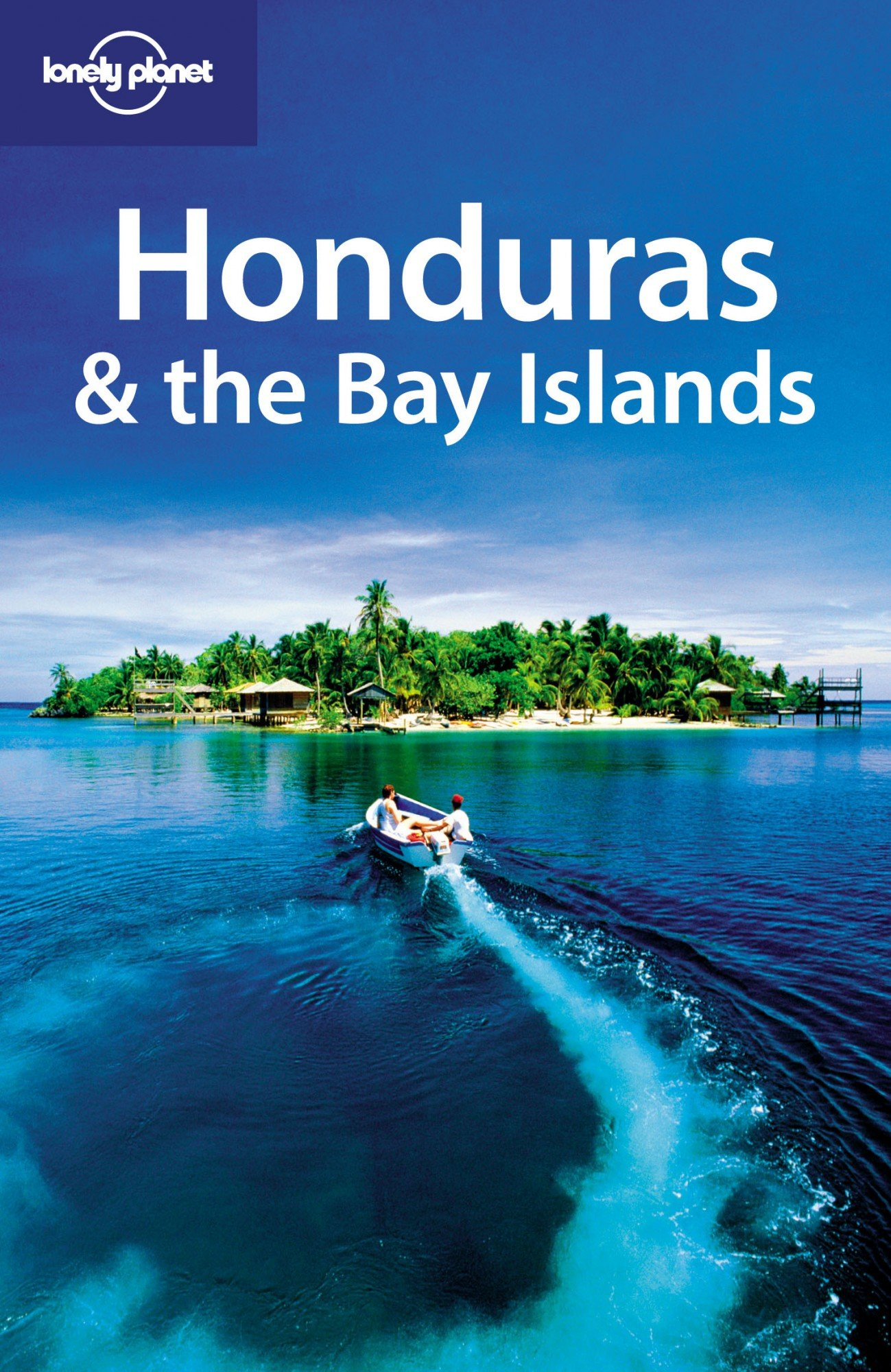 Lonely Planet Honduras Islands Country product image