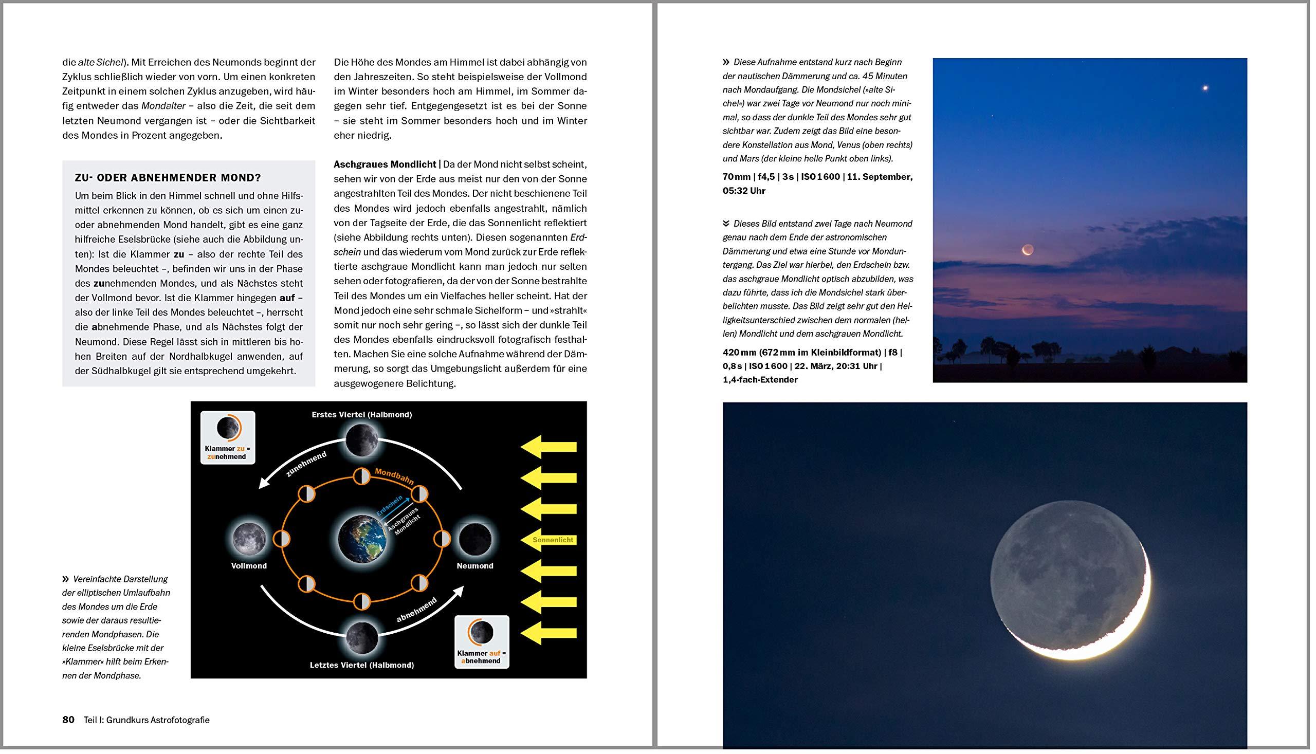 Astrofotografie: Spektakuläre Bilder ohne Spezialausrüstung ...