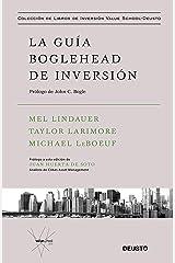 La guía Boglehead de inversión: Prólogo de John C. Bogle (Spanish Edition) Kindle Edition