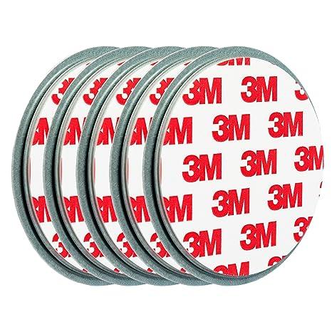 ECENCE 5X fijación para Detector de Humo Soporte de imán Soporte magnético imán 45020108005