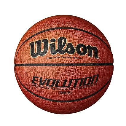 Pelota de baloncesto Wilson Evolution - WTB0586, N/A: Amazon.es ...