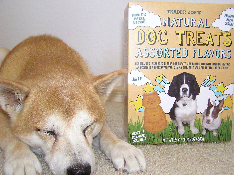 Trader Joe's Natural Dog Treats, Assorted Flavors (24 Oz)