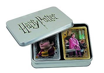 Cartamundi Juego de cartas Harry Potter, de 2 a 4 jugadores ...