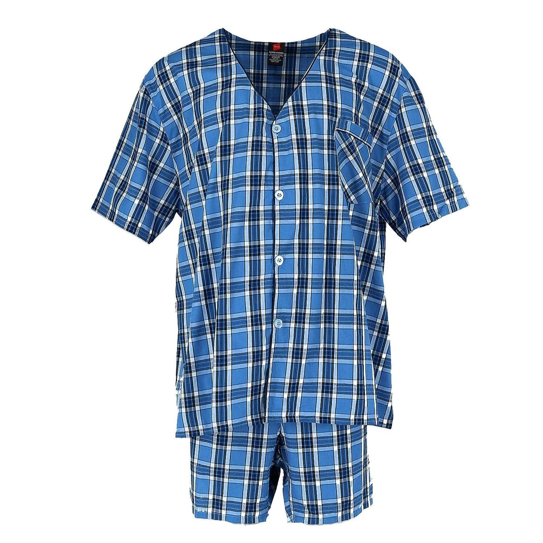 Hanes/ /Grande y Alto Manga Corta Pierna Corta Pijama Set