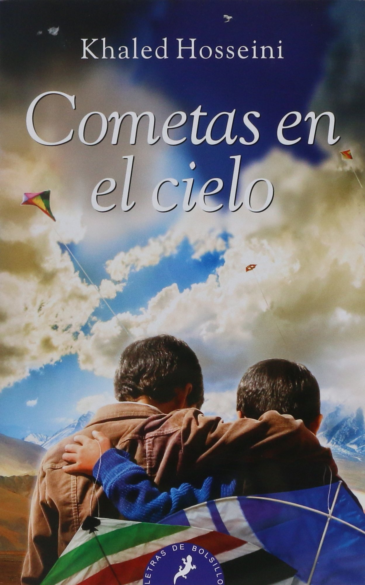 Amazon.com: Cometas en el cielo (Letras de Bolsillo) (Spanish Edition)  (9788478888856): Khaled Hosseini: Books