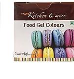 CCDS Food Gel Colour Pack 9 Colours