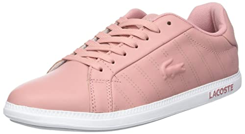 Lacoste Graduate 318 1 SPW, Zapatillas para Mujer: Amazon.es: Zapatos y complementos