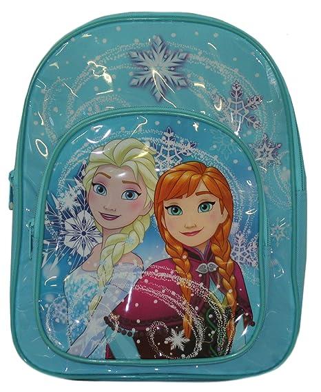 d4ead892ae Disney Frozen Zainetto per bambini, Aqua (Turchese) - FROZEN001095 ...