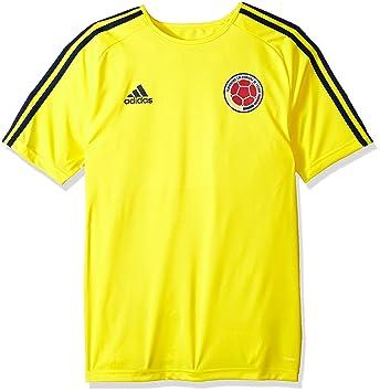 Adidas Copa Mundial de Fútbol para Hombre FCF H Fanshi - BR3499, Yellow/Collegiate Navy: Amazon.es: Deportes y aire libre
