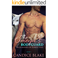 The Omega's Bodyguard (Billionaires of Forest Hill Book 1): An Mpreg Romance book cover