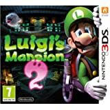 Luigi's Mansion: Dark Moon [Importación francesa]