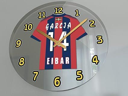 La Liga - Español camiseta de fútbol relojes de pared ...